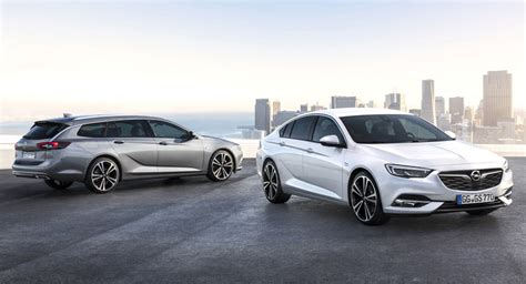 2018 opel insignia grand sport priced from 26 940