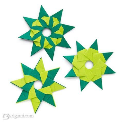 Eight Pointed Origami - 8 pointed modular origami by sinayskaya go