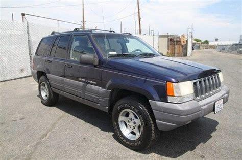 1997 Jeep Laredo Find Used 1997 Jeep Grand Laredo 2wd Automatic 6