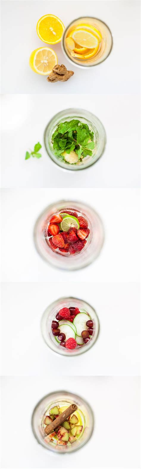 Fruit Water Detox For Energy by 5 Fruit Infused Detox Waters For Energy Cleansing