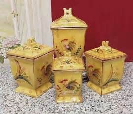 Tuscan Style Kitchen Canister Sets by Pin By Toni Underwood On For The Home