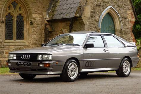 Audi Ur Quattro Parts by Audi Quattro Ur Quattro Coupe Rhd