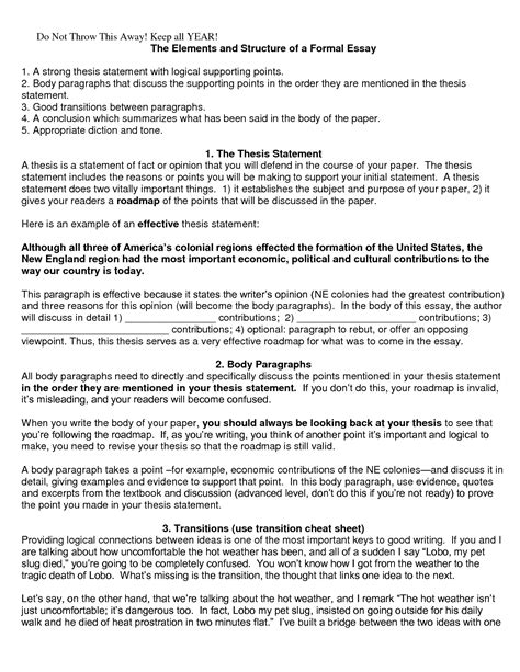 Formal Writing Essay by Best Photos Of Formal Paper Exle Formal Essay Format Exle Formal Essay Format Exle