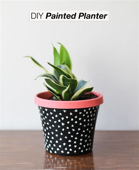 Painted Planters by Painted Planter The Crafted