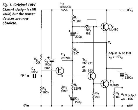 transistor lifier stages lifiers