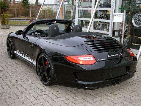 Tieferlegung Porsche 997 by Exklusiver Facelift Von Ap Car Design Tuning Stories De