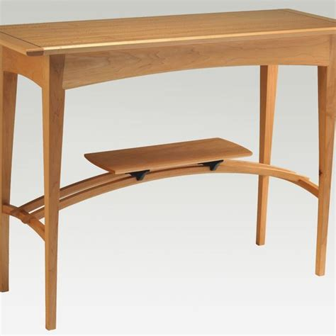 Giraffe Table L by Crafted Giraffe Console Table By Eben Blaney
