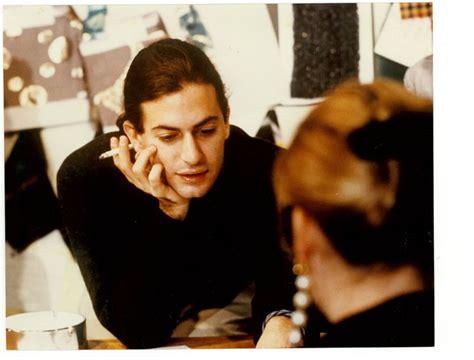 Marc Jacob Ba 1833 parsons alumnus marc c 1990 serving as a guest critic at the school parsons fashion