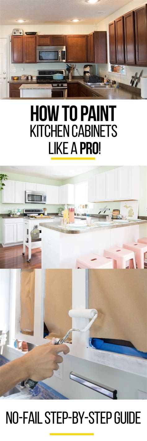 can you paint kitchen cabinets without removing them top 25 best painted kitchen cabinets ideas on