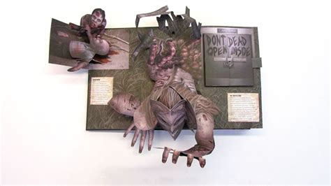 the up books the walking dead the pop up book
