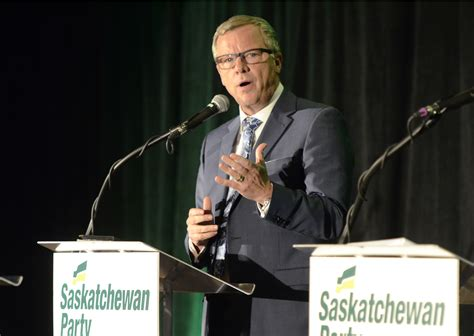 Western Governor S Mba Reputable by Brad Wall Says Goodbye To Politics
