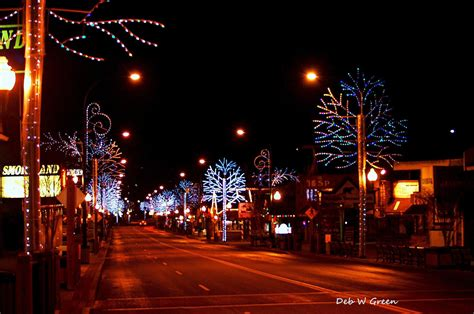 lights in gatlinburg tn lights in gatlinburg the great smoky mountains
