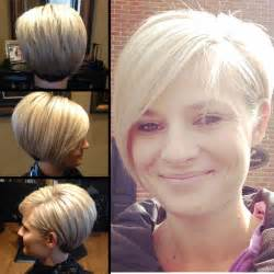 womens asymmetrical haircuts front and back pin by amy w on hair styles etc pinterest