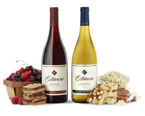Wine Giveaway - silverland bakery and estancia winery bakery box and a giveaway chritiques