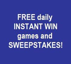 Daily Instant Win Games - 1000 images about free stuff on pinterest free stuff