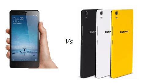 Handphone Xiaomi Redmi Note Prime xiaomi redmi note prime vs lenovo k3 note comparison