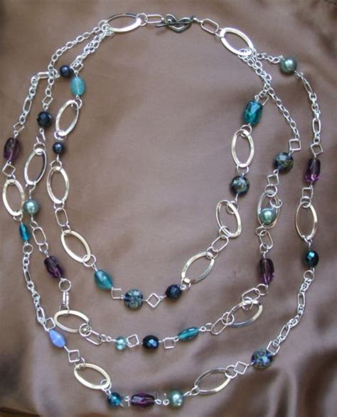 chain and bead bracelet learn how to make wire jewelry beadage
