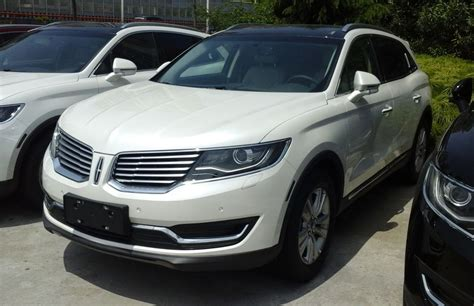 lincoln on a lincoln mkx