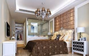 Bathroom Ideas And Designs by Master Bedroom With Bathroom And Walk In Closet Design