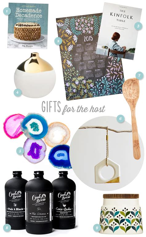 gifts for the host host and hostess gift ideas sarah hearts
