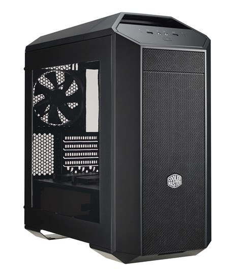 cooler master case fan cooler master mastercase pro 3 mini tower black computer