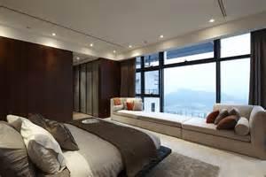 Interior House Design Bedroom 华丽办公住宅室内设计