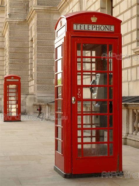 cabina telefonica londra londra cabina telefonica carta da parati poster