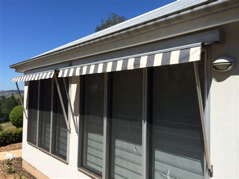 creative awnings creative blinds awnings drop arm awnings lismorecreative
