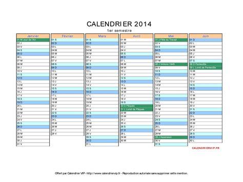 Calendrier Vierge Calendrier 2014 224 Imprimer Gratuit En Pdf Et Excel