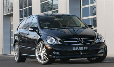 Mercedes R Class Review by 2006 Mercedes R Class By Brabus Review Top Speed