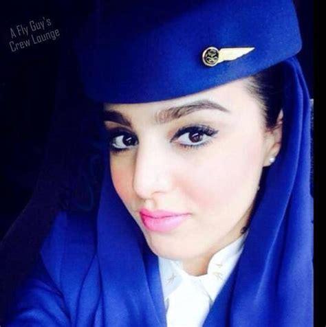 Saudi Airlines Cabin Crew by Saudi Airline Flight Attendant