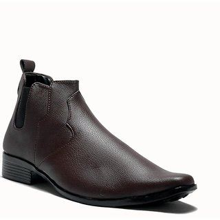 at classic ankle length formal shoes