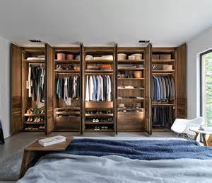 luxury solid wood wardrobe interiors bedroom furniture