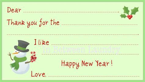 printable thank you cards christmas gift kids christmas thank you note printables design dazzle