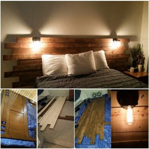 6 diy western headboard alternatives diy rustic wood headboard first off i recommend using a