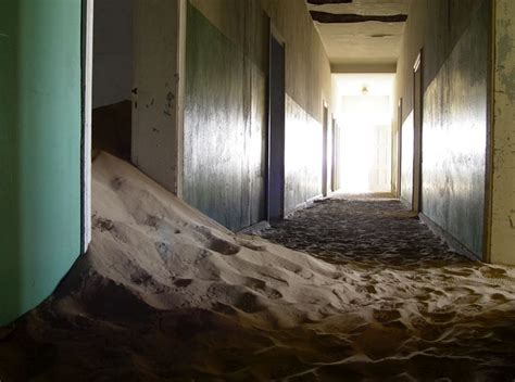 1954 film ghost village in scotland kolmanskop stunning pictures of namibia s ghost town that