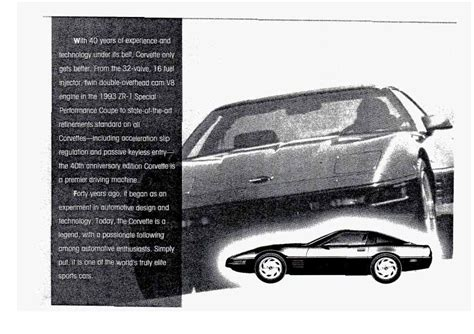 free auto repair manuals 1993 chevrolet corvette free book repair manuals service manual online car repair manuals free 1993 chevrolet corvette engine control 1993
