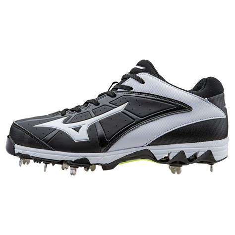 softball shoes for mizuno s 9 spike 4 metal fastpitch softball
