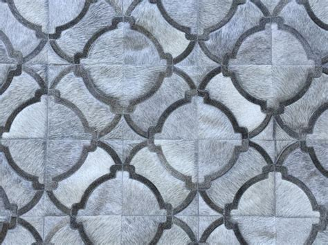 Grey Patchwork Cowhide Rug Lifestyle By Cara Pinamar Cowhide Patchwork Rug In Grey
