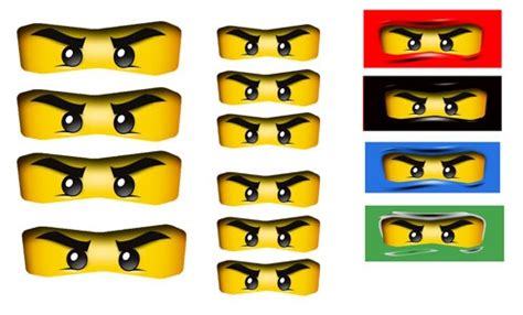 printable lego eyes 1000 images about ninjago on pinterest lego printable