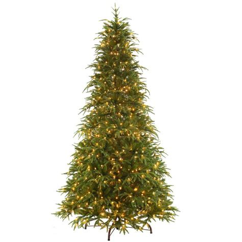 artificial tree companies national tree company 9 ft feel real northern frasier