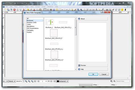 x scribus download