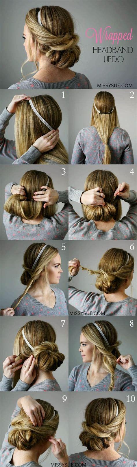 colonial hairstyles for women tutorial 3 tutoriales para hacerse peinados con diademas recogido
