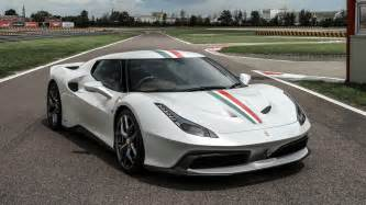 458 Italia Special This Is The 458 Mm Speciale Top Gear