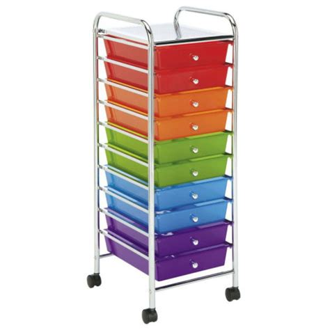recollections 10 drawer rolling cart instructions recollections 10 drawer rolling organizer crafting kid