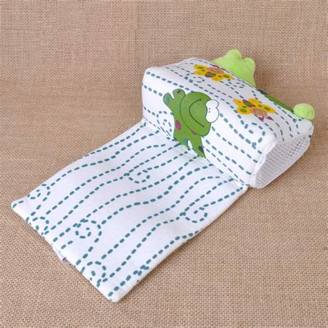 safety anti roll pillow baby infant headrest back support