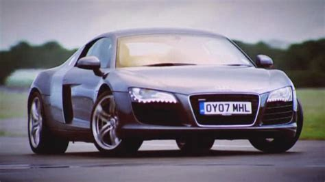 Top Gear Audi R8 by Imcdb Org 2007 Audi R8 4 2 Fsi Quattro Typ 42 In Quot Top