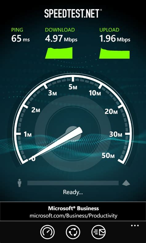 speed test wind mobile speedtest app arrives for windows phone 8