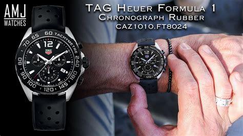 Tag Heuer Formula 1 Caz1010 Ft8024 tag heuer formula 1 chronograph rubber caz1010 ft8024