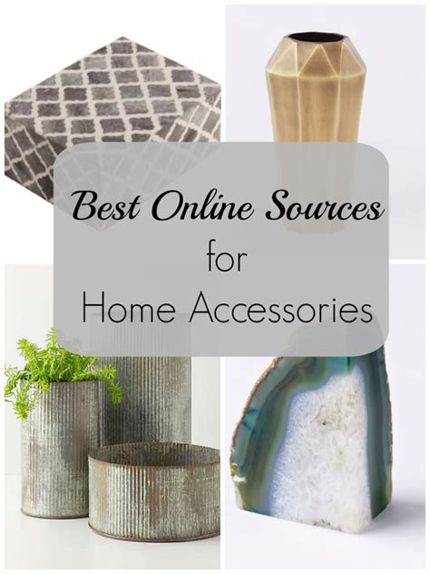 Best Store To Buy Home Decor by Best Places To Shop For Home Decor The Joyful Home
